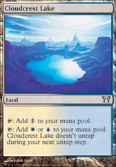 Cloudcrest Lake on Channel Fireball