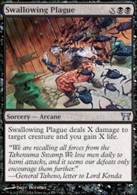 Swallowing Plague