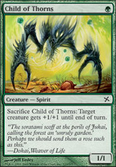Child of Thorns on Channel Fireball