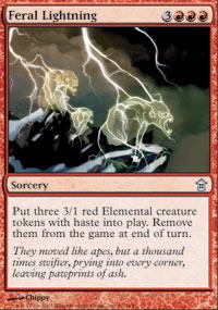 Feral Lightning