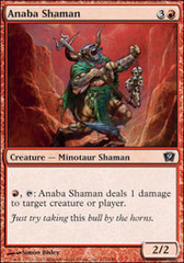 Anaba Shaman on Channel Fireball