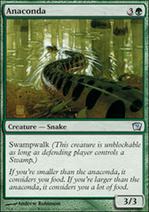 Anaconda on Channel Fireball
