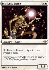 Blinking Spirit on Channel Fireball