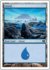 Island (335) on Channel Fireball