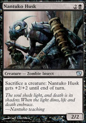 Nantuko Husk on Channel Fireball