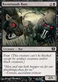 Razortooth Rats