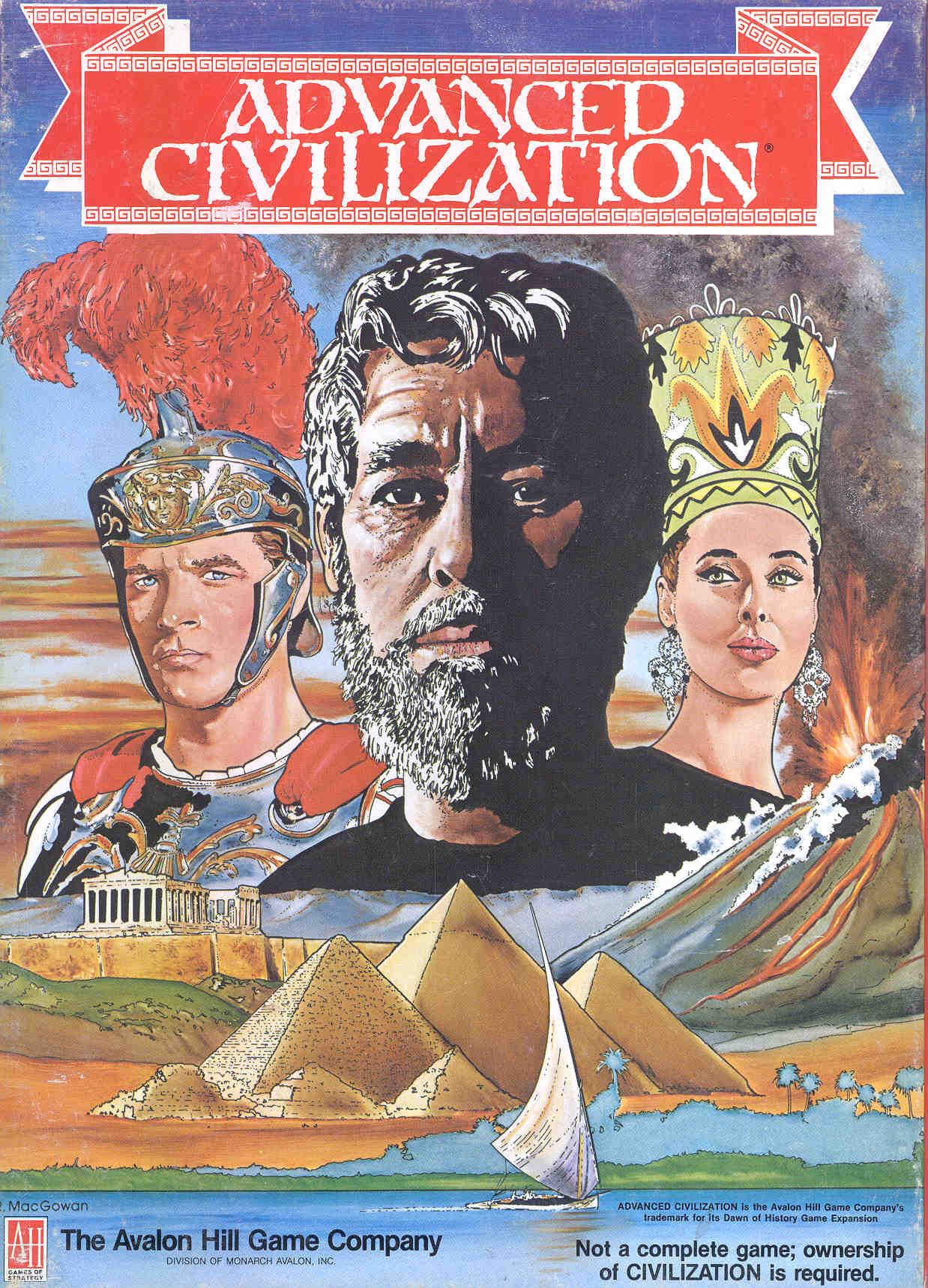 Advanced Civilization