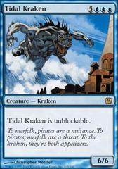 Tidal Kraken
