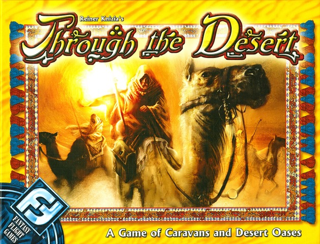 Through the Desert