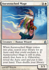 Auratouched Mage on Channel Fireball
