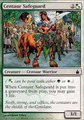 Centaur Safeguard on Channel Fireball
