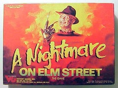 A Nightmare On Elm Street : The Game