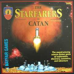 Settlers of Catan: Starfarers