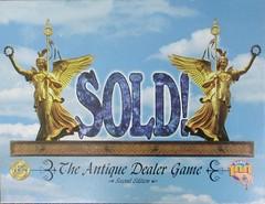 Sold! (The Antique Dealer's Game)