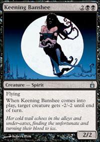 Keening Banshee