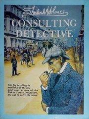 Sherlock Holmes Consulting Detective- Carlton house