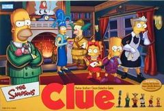Clue - The Simpsons