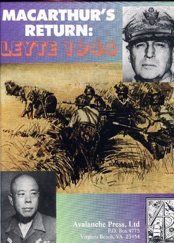 MacArthurs Return - Leyte 1944