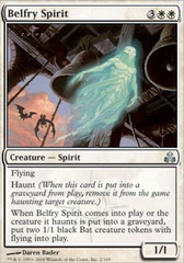Belfry Spirit on Channel Fireball