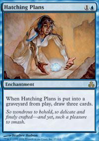 Hatching Plans