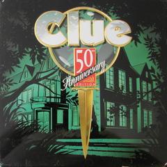Clue 50th Anniversary Edition Tin
