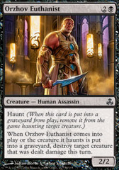 Orzhov Euthanist on Channel Fireball