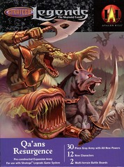 Stratego: Legends - Qa'ans Resurgence