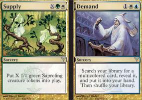 Supply // Demand