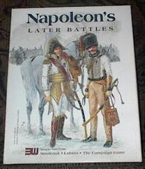 Napoleon's Later Battles I 3W