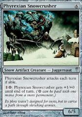 Phyrexian Snowcrusher