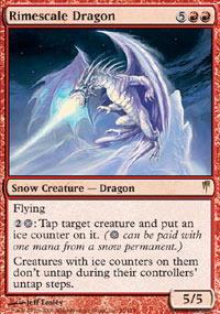 Rimescale Dragon