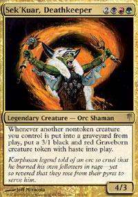 SekKuar, Deathkeeper