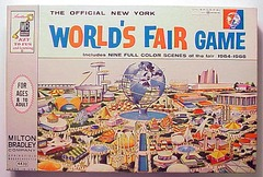 The Official New York World's Fair Panorama Game 1964-1965
