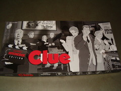 Clue - Alfred Hitchcock Edition