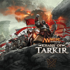 All 5 Khans of Tarkir Intro Packs