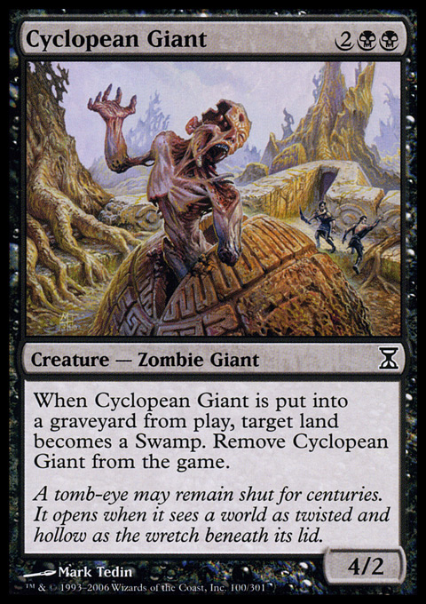 Cyclopean Giant