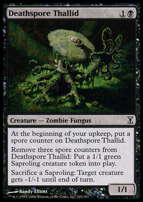 Deathspore Thallid