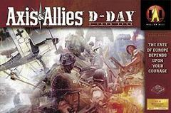 Axis & Allies: D-Day WWII Strategy Game