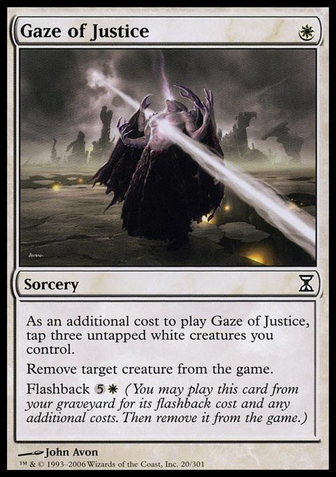 Gaze of Justice