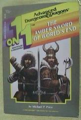 1 on 1 Adventure Gamebooks: The Amber Sword of World's End