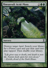 Mwonvuli Acid-Moss on Channel Fireball