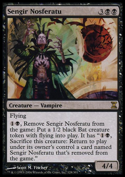 Sengir Nosferatu