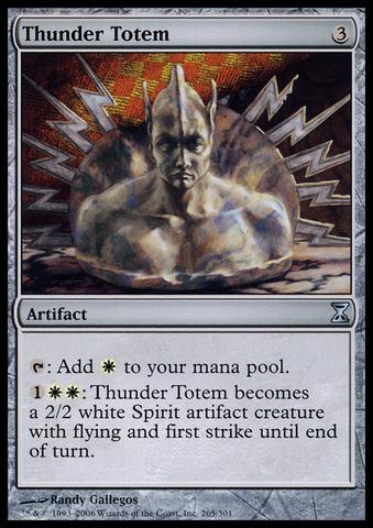 Thunder Totem