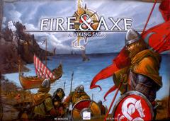 Fire and Axe: A Viking Saga