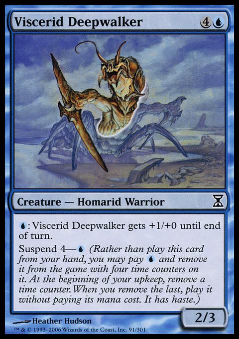 Viscerid Deepwalker