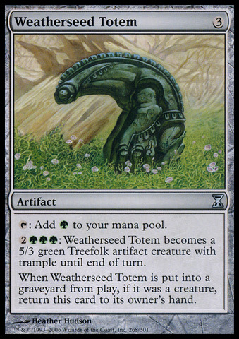 Weatherseed Totem