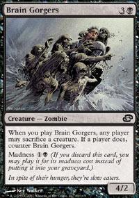 Brain Gorgers