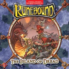 Runebound - The Island of Dread