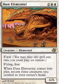 Dust Elemental