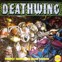 Space Hulk - Deathwing Expansion